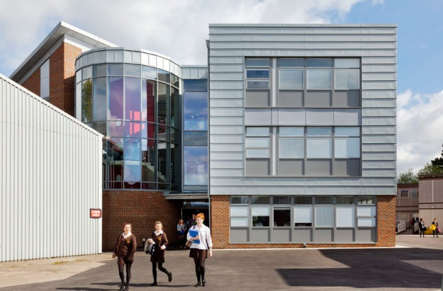 MGGS; Maidstone Grammar Girls School; Kent; Lee Evans llp; Education