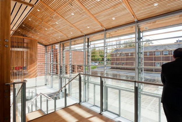 Michael Hopkins Architects, Benenden School, Science Building, Lee Evans