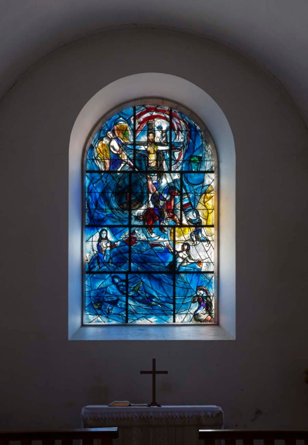 Tudeley, Chagall, Stained Glass, Kent