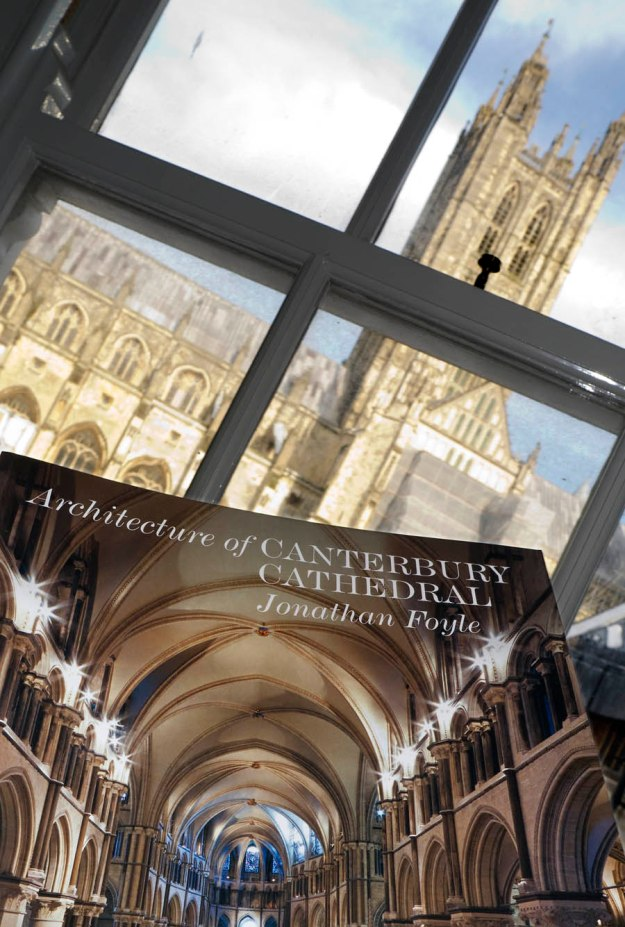 Canterbury Cathedral Book