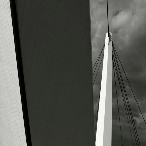 Ashford M20 Foot Cycle Bridge, Nicoll Russell Architects, Jacobs Engineering