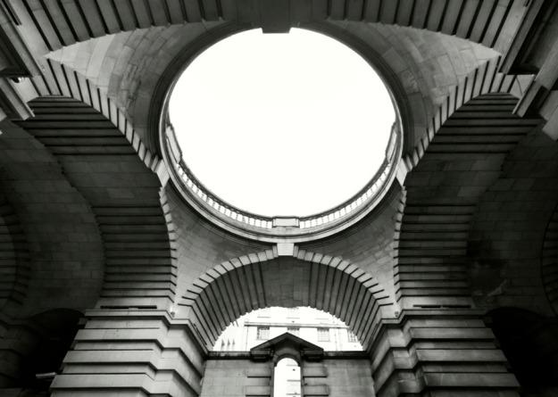 County Hall, London, Merlin, London Eye