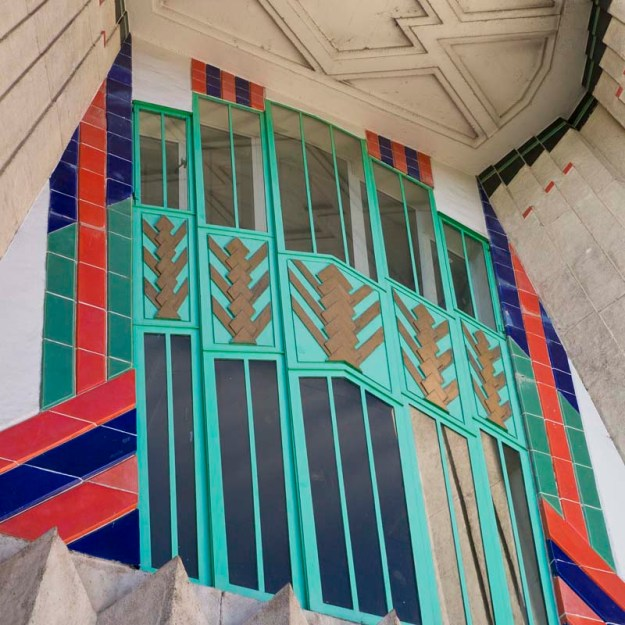 Hoover Building, London, Wallis, Gilbert and Partners, Art Deco