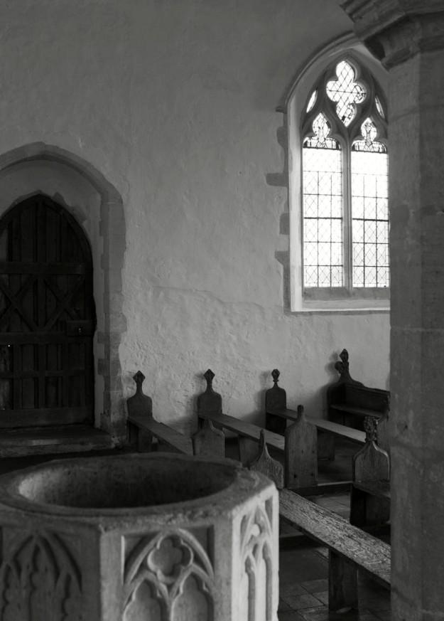Icklingham Church, Suffolk, CCT, Conservation, thatch roof