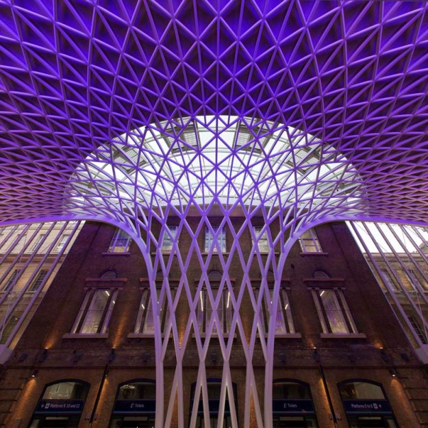 Kings Cross, John MacAslan, Arup, London