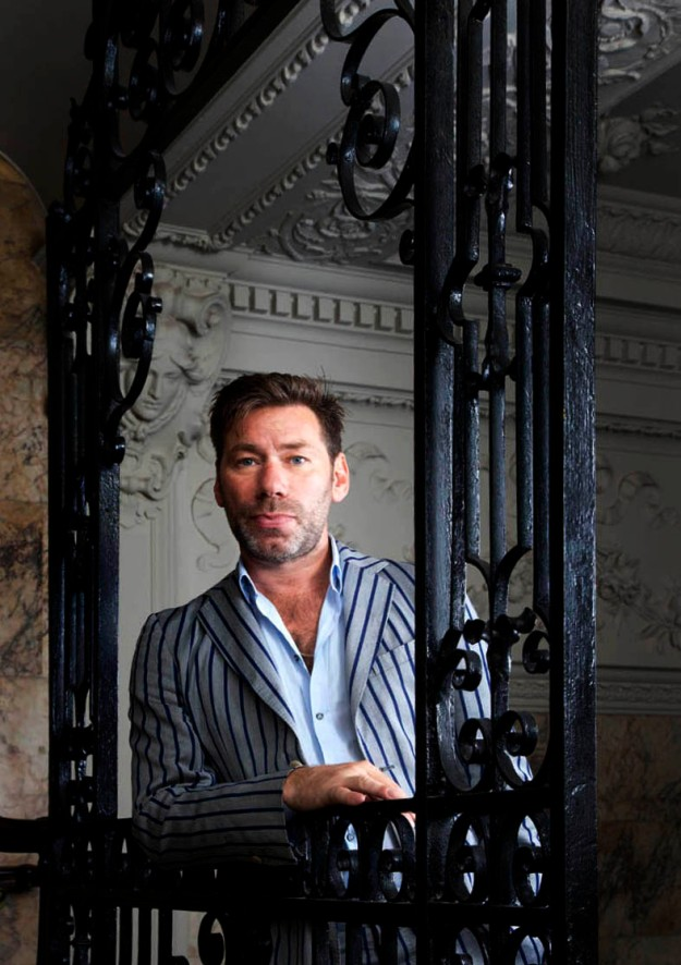 Matt Collishaw, Mayfair Times, London, W1