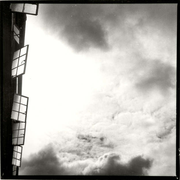 Windows and sky